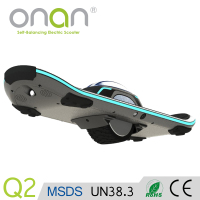 Newest design electric drifting board onewheel as personal transportation