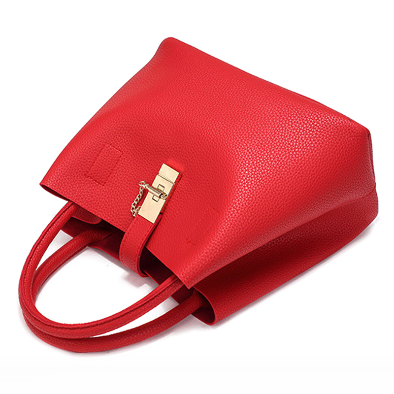 Women Totes Bag Pu Patent Leather Women Handbags Mobile Messenger Shoulder Bags Luxury Brand Ladies Handbag Cross Mother Bag