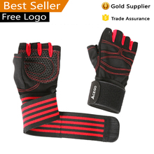 Buy 500 Free Logo Custom <strong>Weight</strong> Lifting Gym Gloves