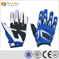 Sunnyhope custom design Motorcycle Gloves waterproof factory