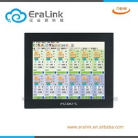 "Intel celeron 1037u industrial touch screen panel,tablet PC, FOXKPC150HL 15.0"" Industrial computers"