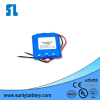 high quality 18650 battery pack for laptop working