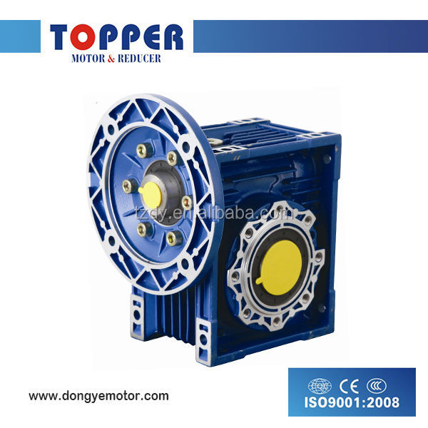 CE certification NMRV worm gear reducer,Gear box,reduction