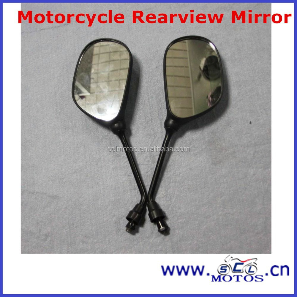 SCL-2014070063 Used ITALIKA Motorcycle Rearview Mirror