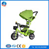 2016 Factory wholesale cheap price kids baby tricycle for children/4 in1 baby walker stroller tricycle/ kids 3 wheel tricycle