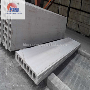 Light Weight partition wall panels magnesium oxdie foam wall board
