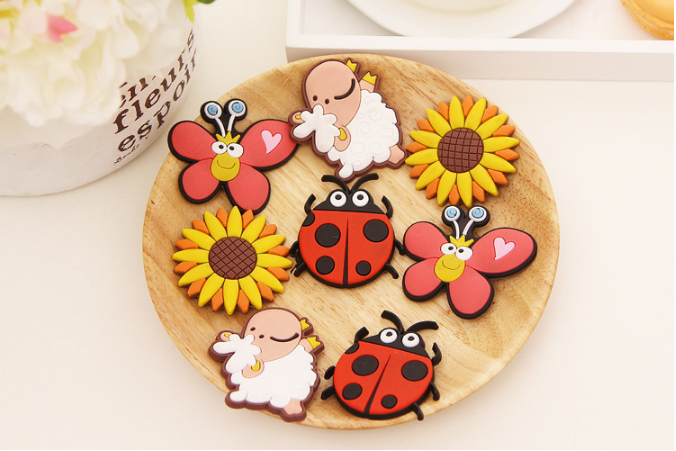 china supplier home decoration of fridge magnet