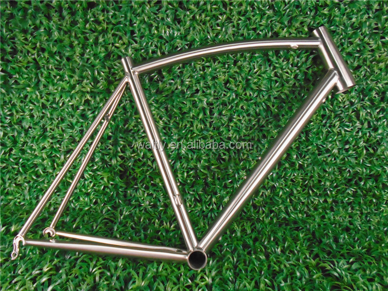 700C titanium road racing bike frames for sale