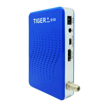 Tiger G10 Full HD Mini Digital Satellite Receiver