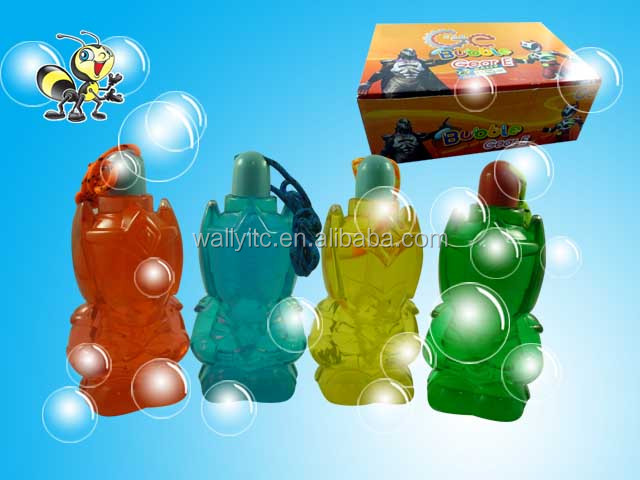 Fashion And Cool Super Man Water Bubble For Children