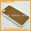 Newest shoe Soled design 3d silicon case for iphone 5