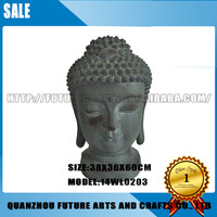 Buddha Head Statue Of Creative Arts And Crafts