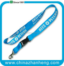 2016 hot selling silk screen printing ego Lanyard