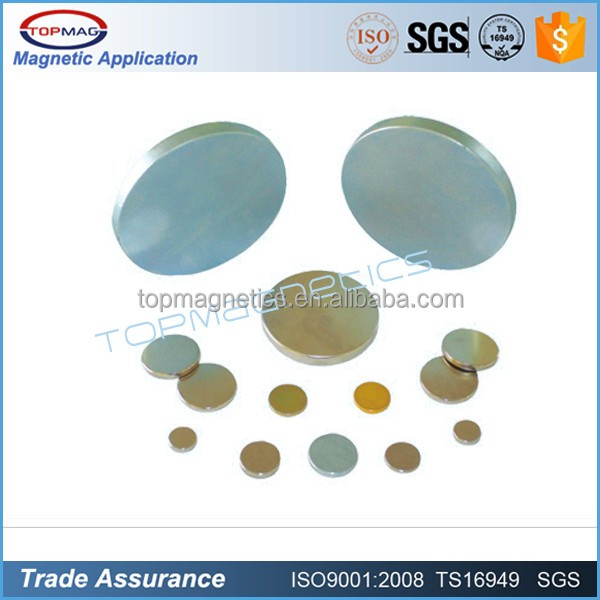 Supplies various types permanent NdFeB/Neo/Neodymium magnet