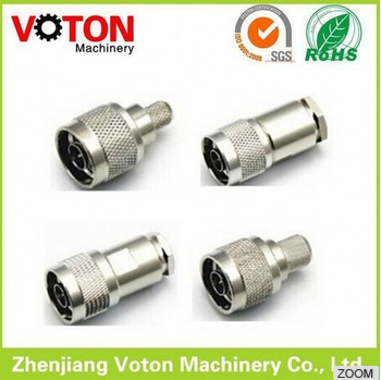 tv RF Connector Cable,Electrical Connector terminal ,Coaxial Connector Adapter