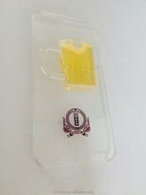 New full protective clear plastic cell phone PC case for iPhone 5/5s