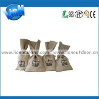Best quality professional hemp rope handle paper bag