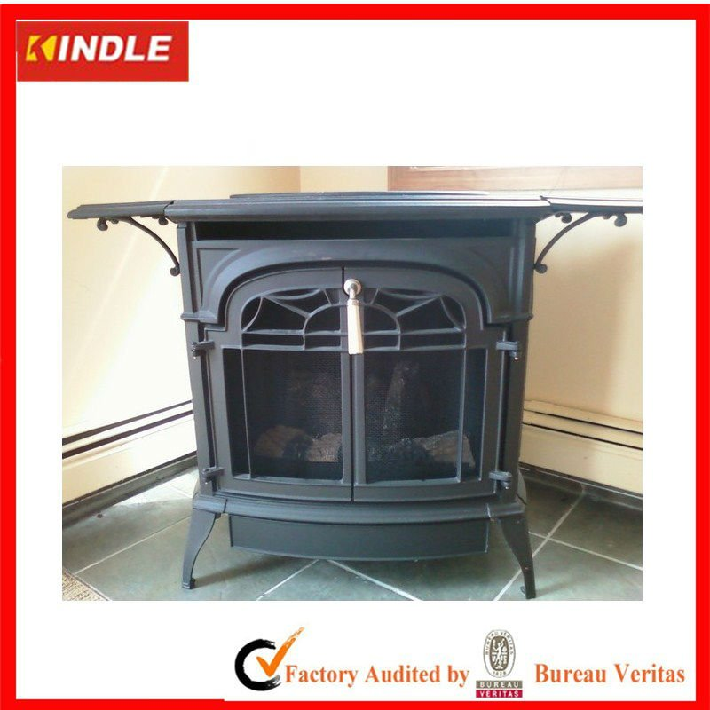 china gas fireplace venting