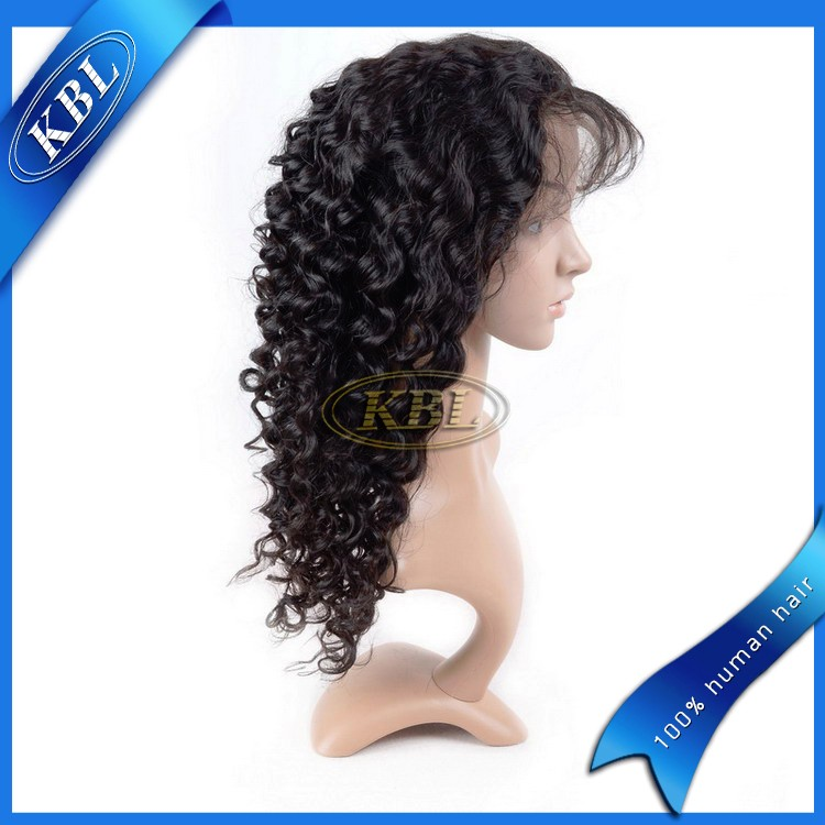 Hot selling natural u-shaped wigs