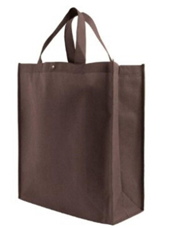 reusable folding tote bags hottest laminated recycled rpet bag pp non-woven bag wholesale