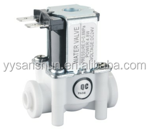 hydraulic pressure electric water pressure reduction valve