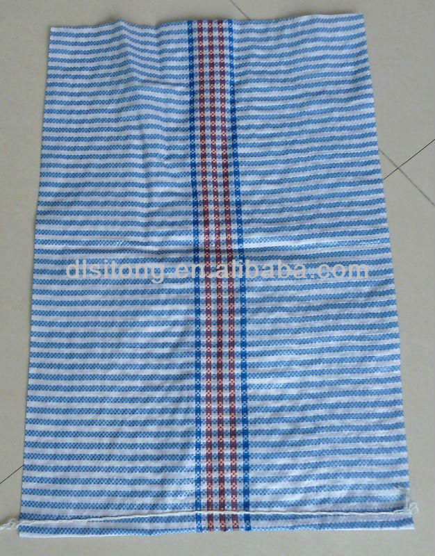 PP woven bag for packing flour/rice/grain, made in China