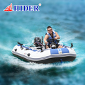 Hider SD series high speed aluminum floor inflatable boat
