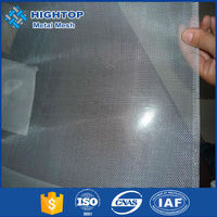 stainless steel and galvanized window screening