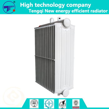 SPCC and Stainless steel panel-type radiator for transformer