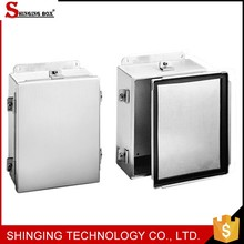 newest style waterproof plastic din rail aluminium enclosure box diecast ip65