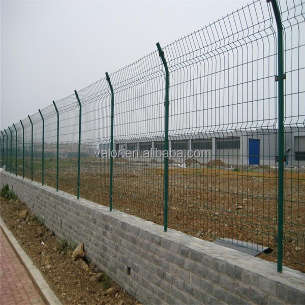 welded wire mesh dog kennel fence panel