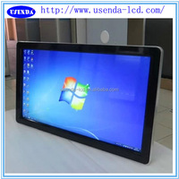 22 32 42 46 55 65 70 82 inch LCD IR touch screen wall mount smart tablet pc intel i7 lcd advertising player
