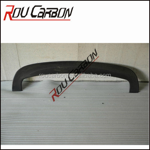rear spoiler wing for lander rove HM sport Style carbon fiber FRP PP body kits car parts