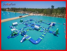 2016 hot sale giant inflatbale water park