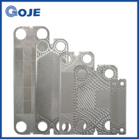 Replace Alfa laval M6/M10 stainless steel plate heat exchanger