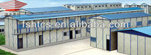 Durable prefabricated house office easy to build