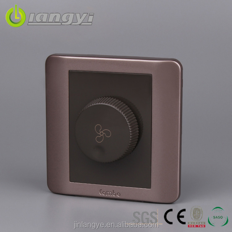 New Designed Eco-Friendly Save Power Variable Speed Control Switch