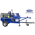 Electric Wood Processor Log splitter 7ton 520E Firewood Splitter