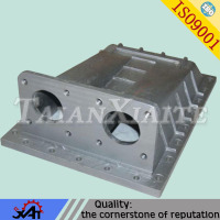 die-cast aluminum housing recing motorcycles automatic gearbox