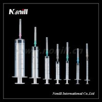 Medical Disposable Syringe