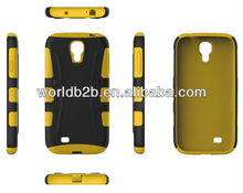 2 Piece Defended PC+TPE Hard Case For Samsung Galaxy S4 i9500,