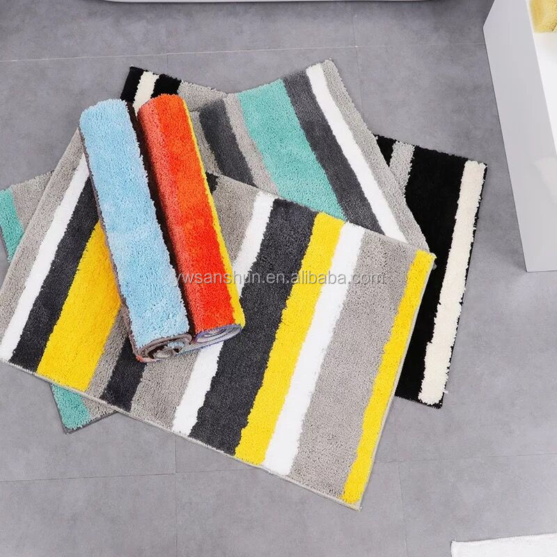 High Qualtity Washable Rugs For Bedroom /Washroom Carpet Wholesale