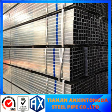 pre galvanized mild steel square tube building materials name