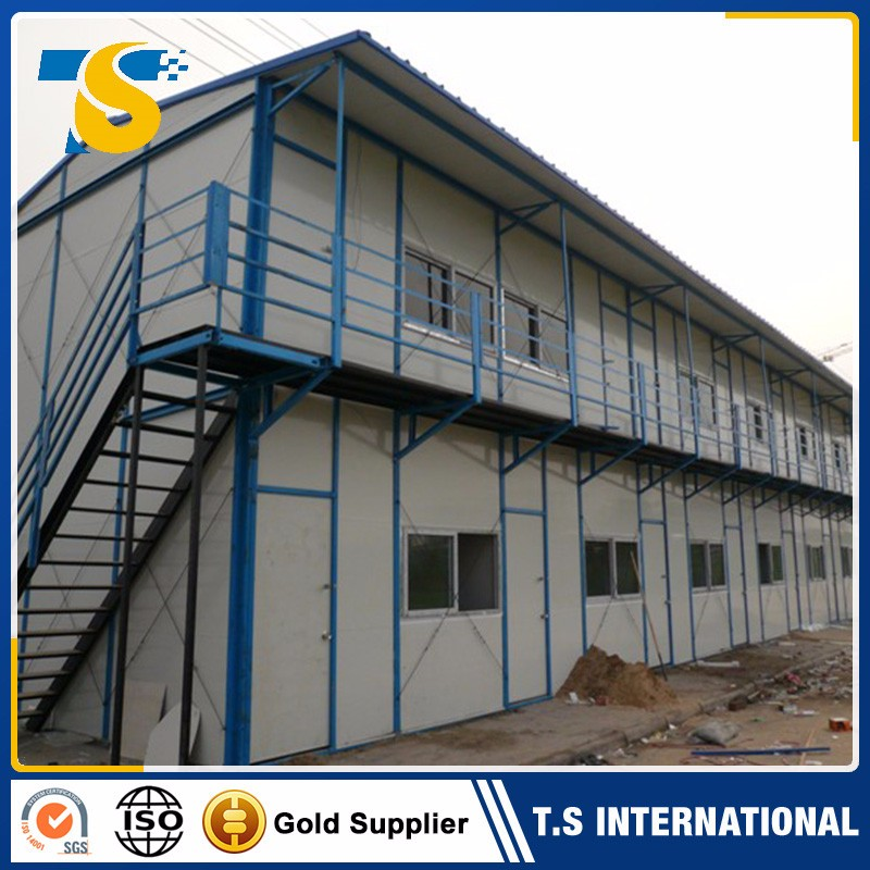 ISO, CE Certificated China Supplier cheap prefab container house for construction site