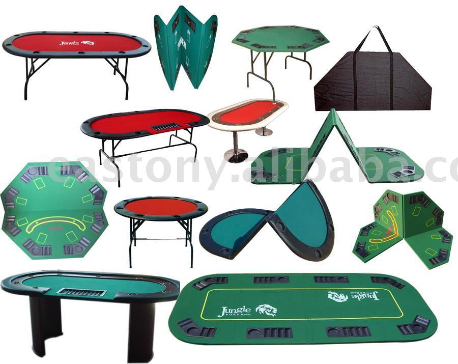 Custom Casino Poker Table Supply