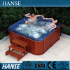 HS-092CY hot tubs with wood skirt/ spa indoor tubs/ bubble bath spa