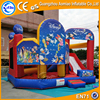 Inflatable cartoon mickey mouse jumping castle, funny child inflatable combo