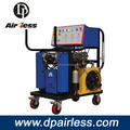Hydraulic Sprayer Machine System For Polyurea Or Polyurethane