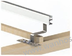 Roof Hook Kit for Solar pitched tile roof racking system