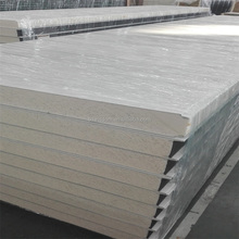 China Best Fireproof Rigid Polyurethane Sandwich Panel